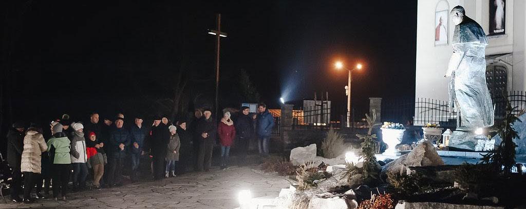 Orawianie uczcili pamięć Świętego Jana Pawła II