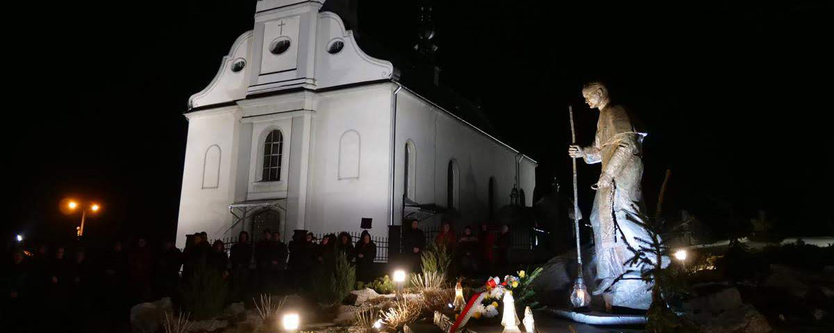 14 rocznica śmierci Świętego Jana Pawła II