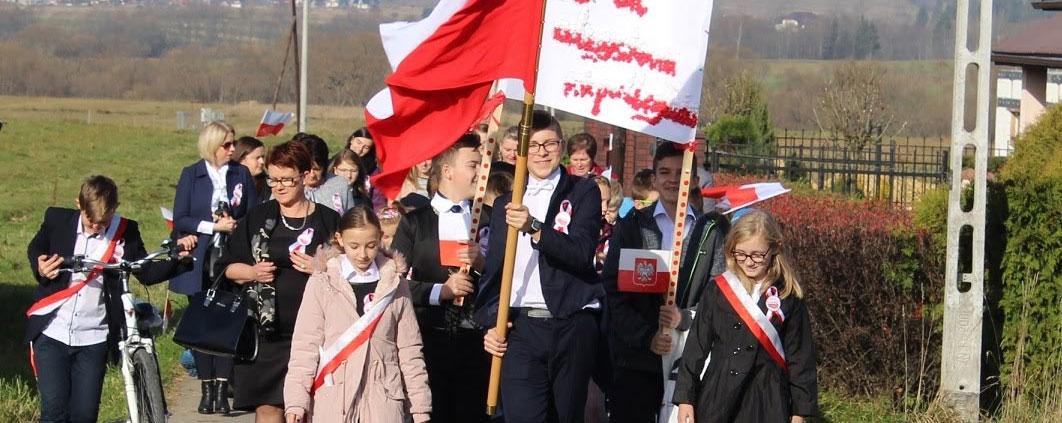 100-lecie Niepodległości w Jabłonce Bory