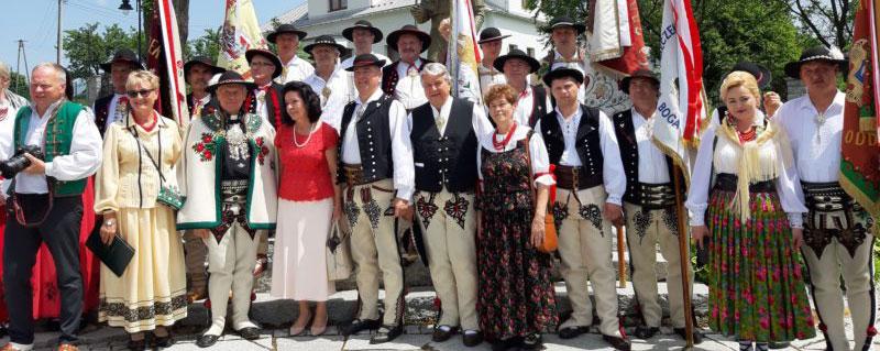 Dzień spisko-orawski w Jabłonce – 100-lecia działalności Związku Podhalan w orawskiej odsłonie