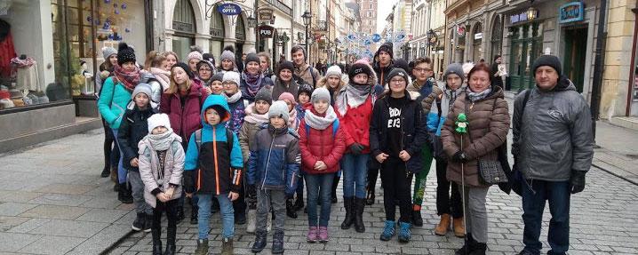 Laureaci konkursów w Krakowie
