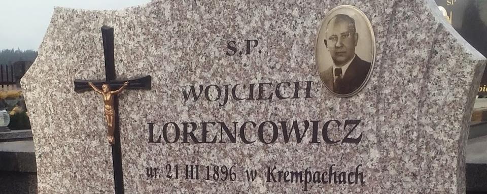 Wojciech Lorencowicz. Spiszak oddany Orawie